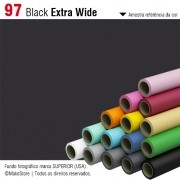 SUPERIOR EXTRA WIDE Fundo | 97 Black