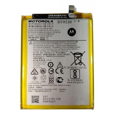BATERIA, HE50, 5000MAH, MOTO E4 PLUS XT1773, MOTO E5 PLUS XT1924, bateria = SJNN0158A