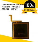 CABO FLEXIVEL  INDUTIVO NFC PARA TENSÃO INFERIOR A 1000V XT1563 MOTO X PLAY ORIGINAL