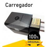 CARREGADOR BASE 3A TURBO PRETO MOTO Z2 PLAY ORIGINAL 15W (5v-3A/9V-1,6A/12v-1,2A, MOTO G5s)