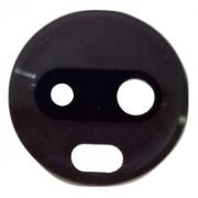 LENTE DA CÂMERA TRASEIRA, MOTO G7 PLUS, PRETA, P/AP AZUL /  RED Rear CAMR Lens ,Black XT1965 ORIGINAL