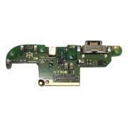PLACA SUB BOARD MOTO G8 POWER, CONECTOR DE CARGA TIPO C XT2041 ORIGINAL