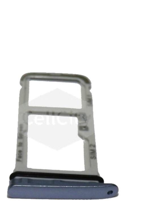 GAVETA DO SIM CARD SUPORTE ORIGINAL BANDEJA MOTO X4 INDICO AZUL XT1900