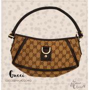 Bolsa Gucci Guccissima