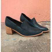 Sapato Napa Soft - Marinho