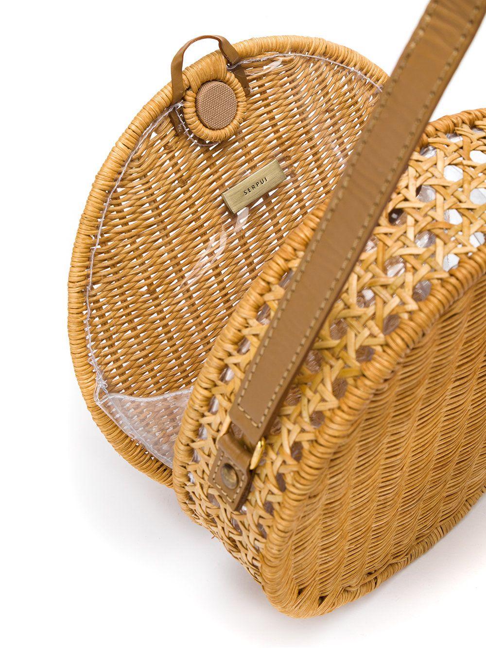 Bolsa Handmade de Vime Destiny  - Angelina Vai às Compras
