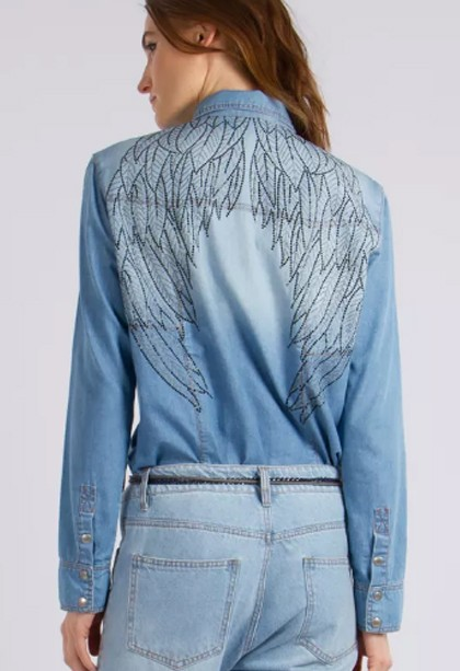 Camisa Asa Jeans
