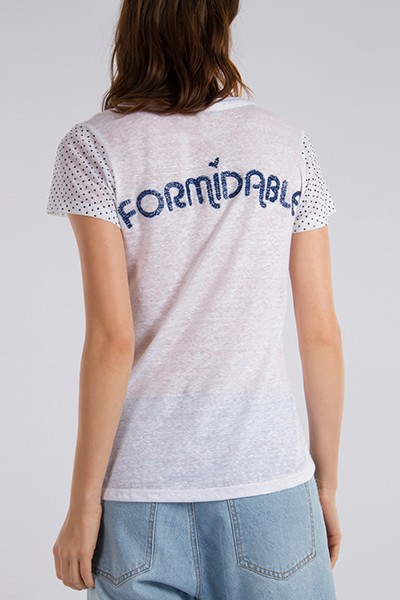Camiseta Formidable Branco
