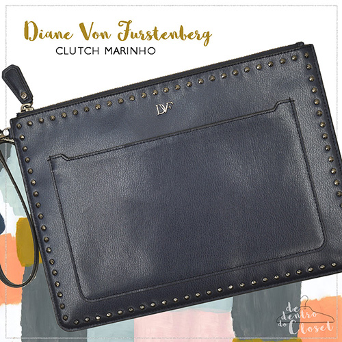 Clutch Diane Von Furstenberg
