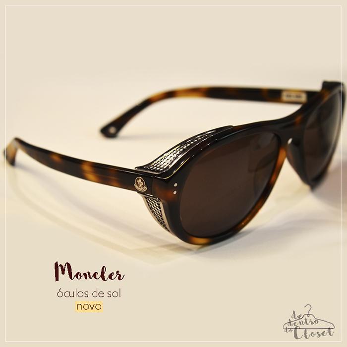 Óculos de Sol Moncler