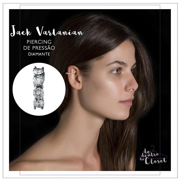 Piercing de Pressão Jack Vartanian