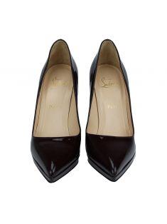 Sapato Louboutin Verniz