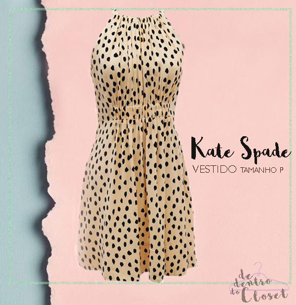 Vestido Kate Spade