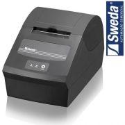 Impressora Térmica Não Fiscal Sweda Si-150 USB/Serial c/ Serrilha
