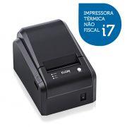 Impressora Térmica Não Fiscal Elgin i7 USB c/ Serrilha