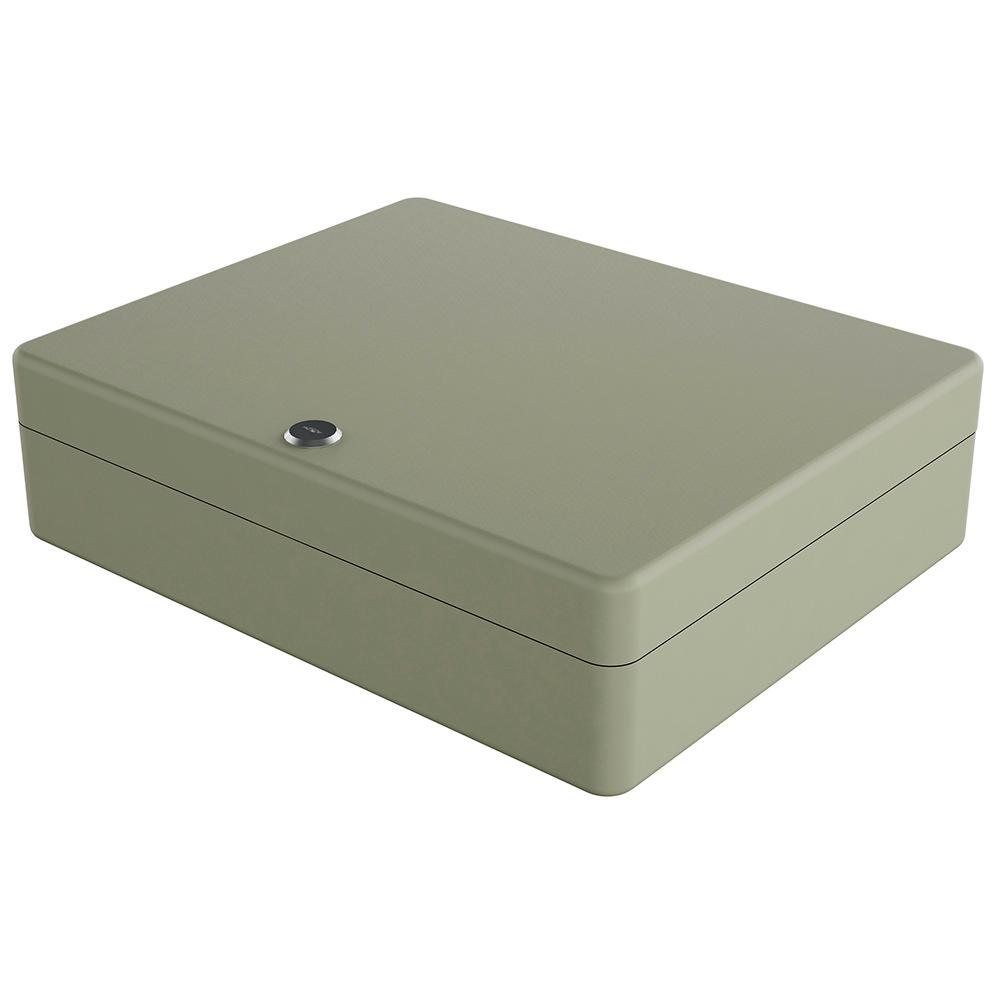 Claviculário Metálico Menno TS90 Porta Chaves p/ 90 Chaves c/ Chaveiros Coloridos