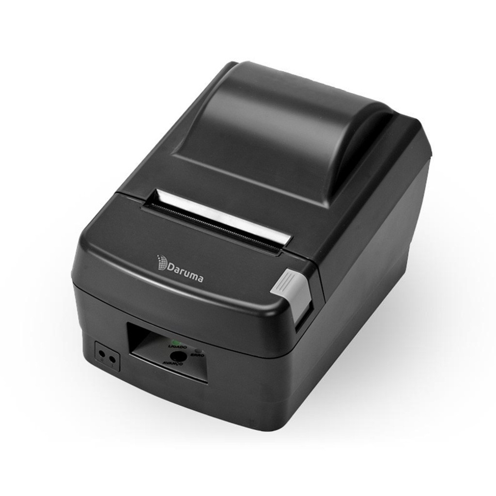 Combo Sat Fiscal SS-1000 Sweda + Impressora Térmica DR800 L Daruma Guilhotina USB e Serial