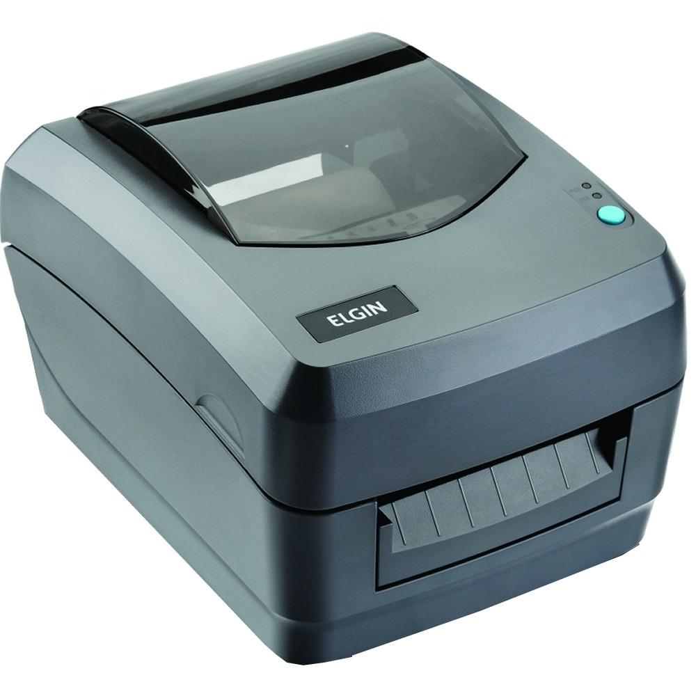 Impressora Etiquetas Elgin L42 USB/Serial Alternativa Zebra Argox