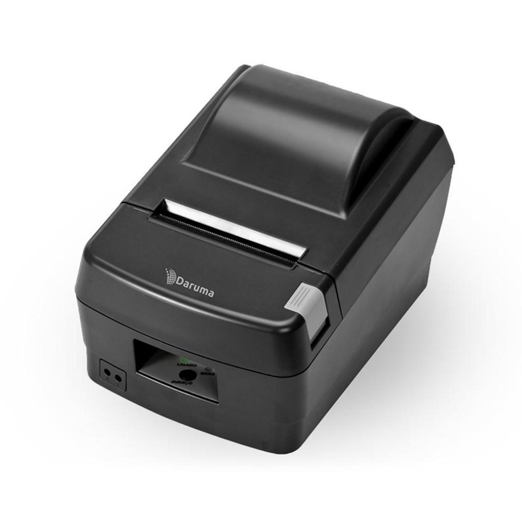 Impressora Térmica Cupom Não Fiscal c/ Guilhotina DR800L Daruma USB e Serial
