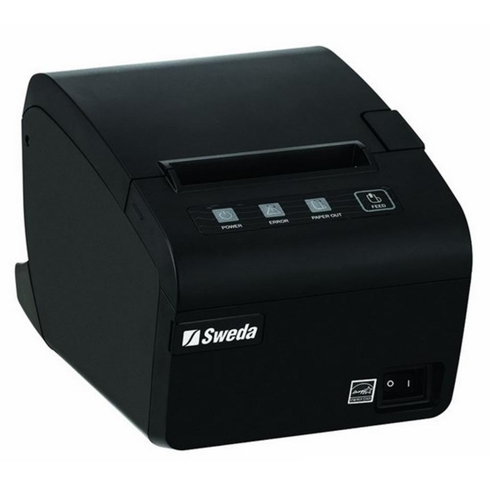 Impressora Térmica Não Fiscal Sweda SI-300S USB/Serial c/ Guilhotina