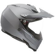 Capacete AGV AX8 Dual Evo Monocolor Titanium