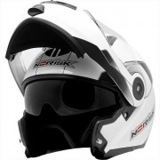 Capacete Norisk FF370 Midnight Withe/Black