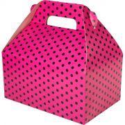 Caixa Surpresa M - 8 Unid - Pink E Preto
