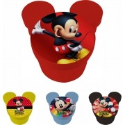 Caixinha Acrílica Formato Mickey