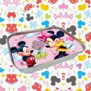 Marmitinha Personalizada Mickey e Minnie