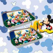 Marmitinha Personalizada Turma do Mickey