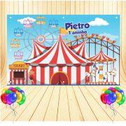 Painel de Festa Circo - Mod 02
