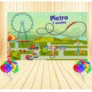 Painel de Festa Circo - Mod 03