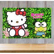 Painel de Festa Hello Kitty - Mod 04