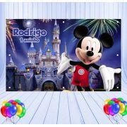 Painel de Festa Mickey - Mod 07