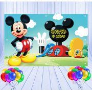 Painel de Festa Mickey - Mod 11