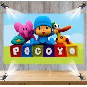 Painel de Festa Pocoyo - Mod 03