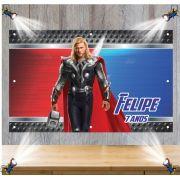Painel de Festa Thor - Mod 01