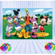 Painel de Festa Turma do Mickey - Mod 04