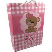 Sacola Presente Ursinha Baby