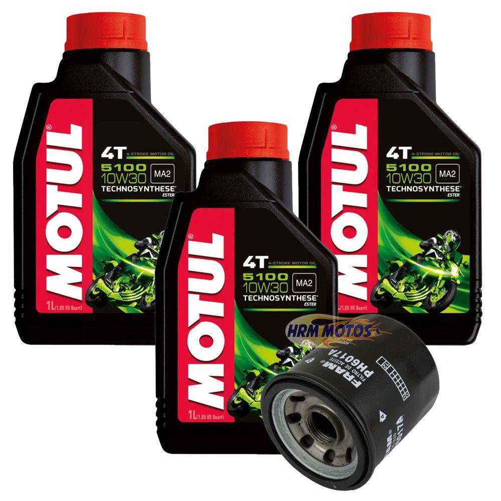 HRM Motos - Acessórios e peças para manutenção da sua Moto ! Kit 3