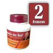 Cogumelo do Sol®  Agaricus sylvaticus - 02 FRASCOS