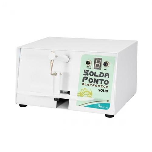 Maquina Solda Ponto Com Revenido Eletrônica Biotron  - Wtech vendas e Assistência técnica