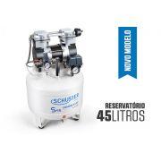 Compressor Odontológico S45 G2 Silencioso Schuster