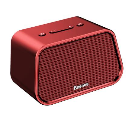 Caixa de Som Bluetooth Aux/P2 Micro SD PenDrive Encok E-02 Baseus