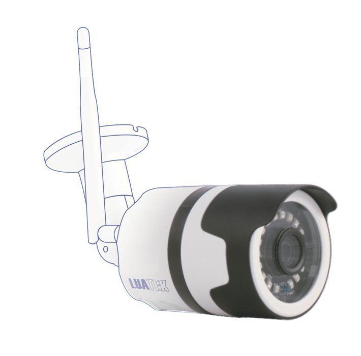 Camera Ip Wifi Externa 720p Blindada Lkw-3210  - Wtech vendas e Assistência técnica