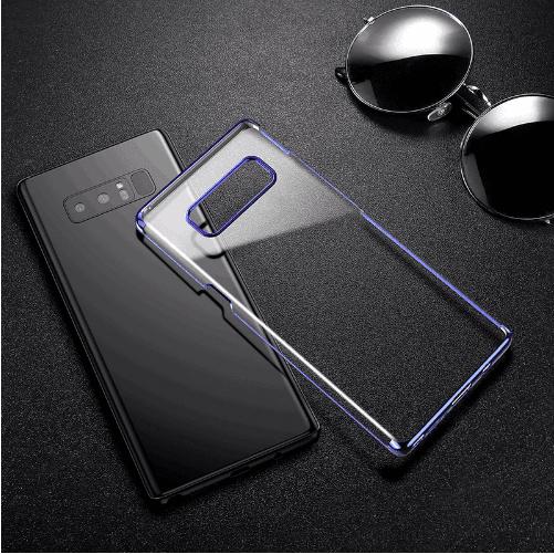 Capa Galaxy Note 8 Glitter Case Super Slim Policarbonato Baseus  - Wtech vendas e Assistência técnica