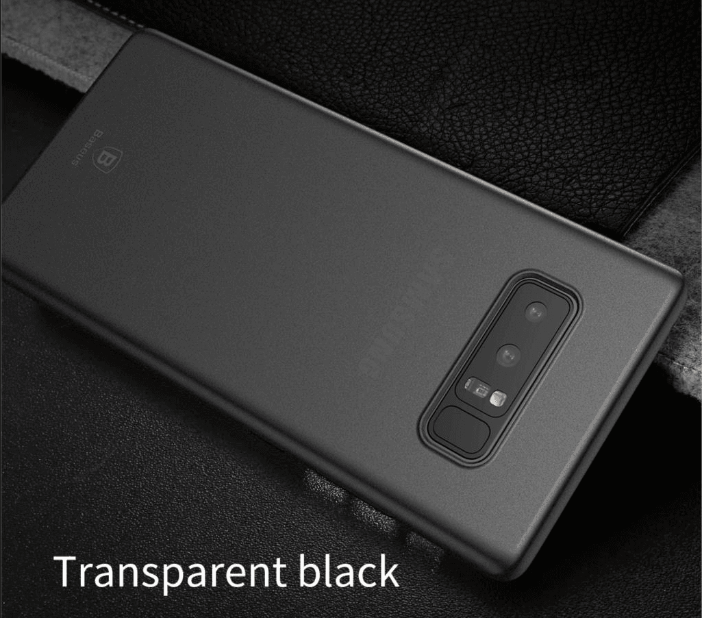 Capa Galaxy Note 8 Wing Case Super Slim TPU Baseus