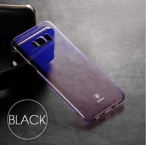 Capa Galaxy S8 Plus Glaz Ultra-Slin degrade Baseus  - Wtech vendas e Assistência técnica