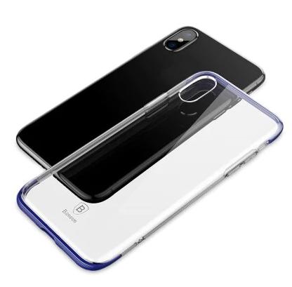 Capa Iphone X Dupla Proteção Anti Impacto Armor Case Baseus  - Wtech vendas e Assistência técnica