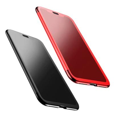 Capa Iphone X Sensível ao Toque Frente e Verso Touchable Case Baseus